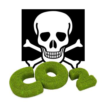 CO2 gevaar