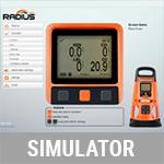 Radius BZ1 - Simulator